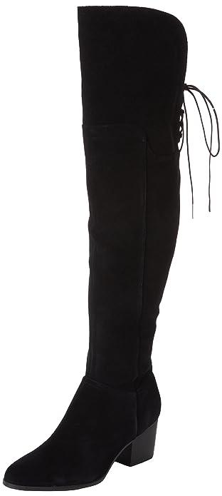 ALDO Jeffres, Botines para Mujer, Negro (Black Suede/91), 38.5 EU: Amazon.es: Zapatos y complementos