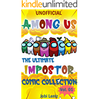 (Unofficial) Among Us: The Ultimate Impostor Comic Collection - Volume 01