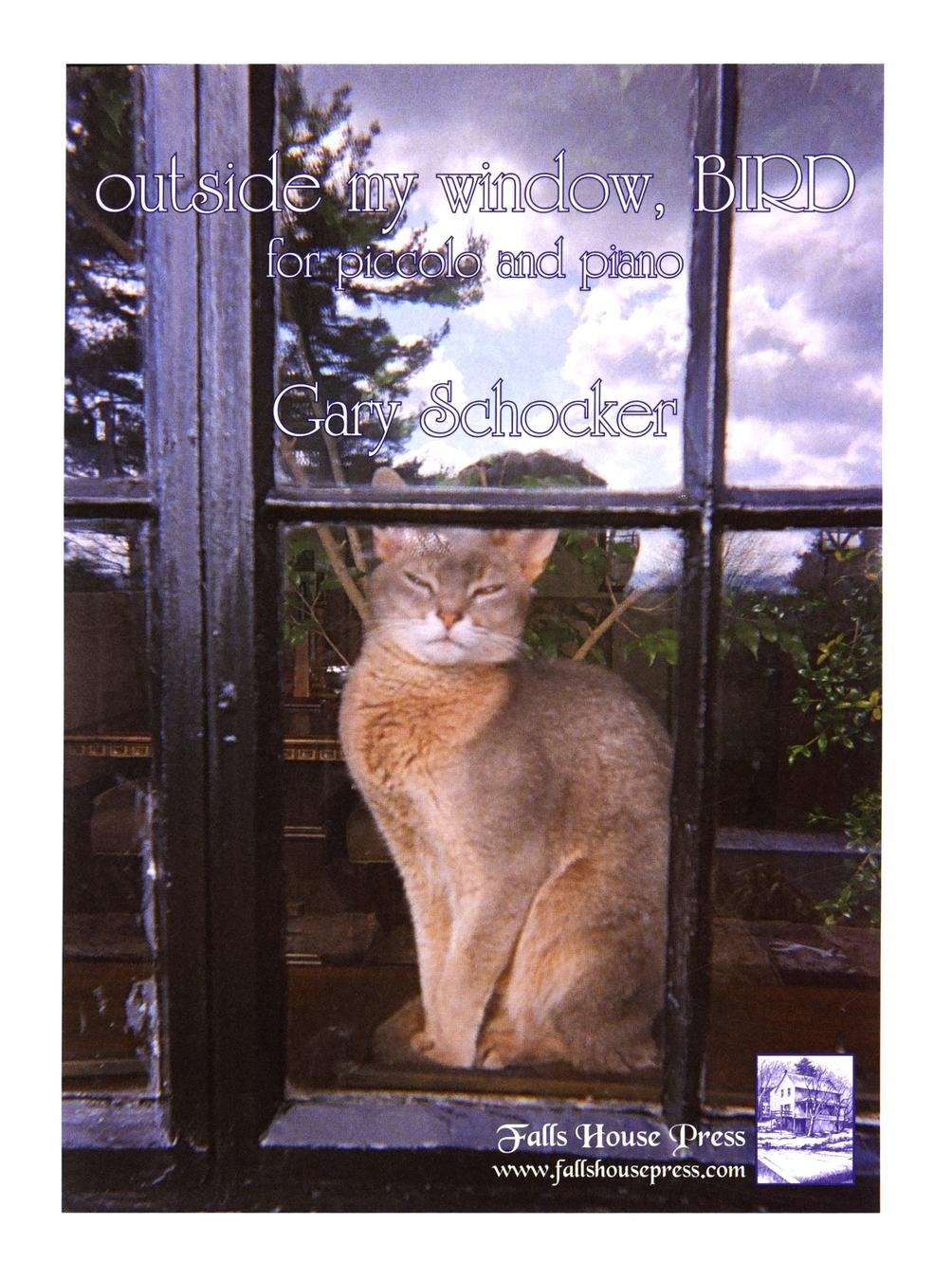 Download Outside my window, BIRD pdf epub