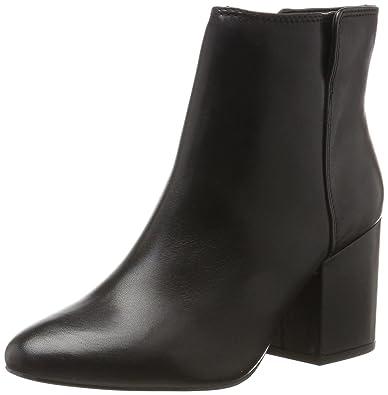 b7670811a8c Aldo Women's Masen Boots, (Black Leather), 4 UK 37 EU
