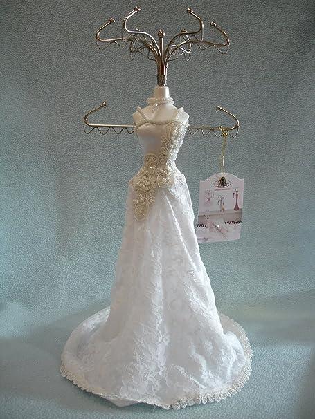 Nini Bride Mannequin Jewelry Stand Organizer Amazoncouk Kitchen