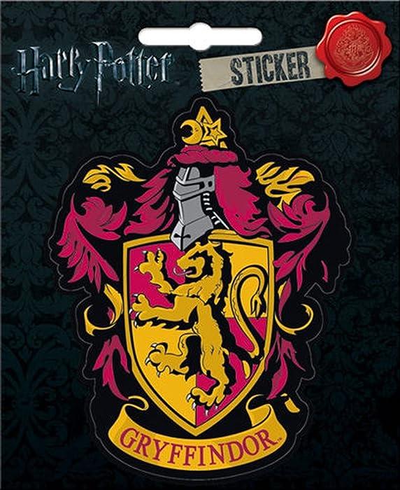 The Best Gryffindor Sticker Laptop