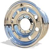 Alcoa 16' x 7' Classic 8 Aluminum 8 Lug Single Rear BUDD Polished Wheel (167041)
