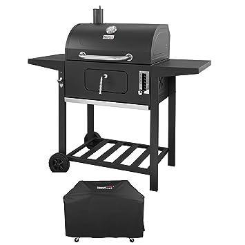 Amazon.com: Royal Gourmet - Parrilla de carbón para patio o ...