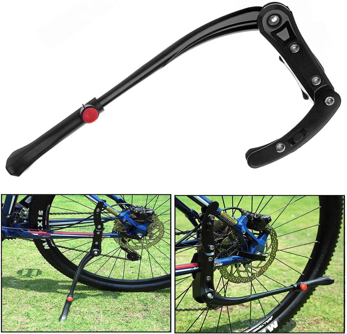 Xrten Pata de Cabra para Bicicleta Aluminio Universal Soporte ...