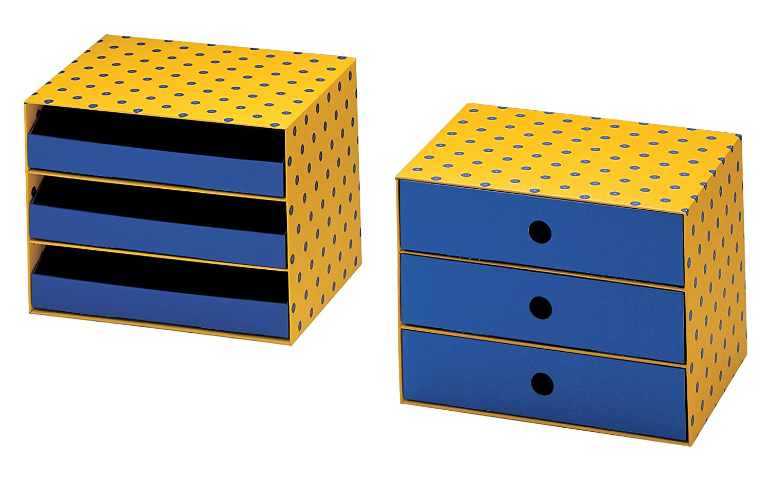 Amazon.com: Nips A4 32 x 24.5 x 24.5cm Spot Drawer Box ...