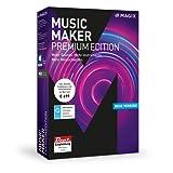 MAGIX Music Maker - 2018 Premium Edition - Die Audiosoftware mit mehr Sounds, Instrumenten und Möglichkeiten