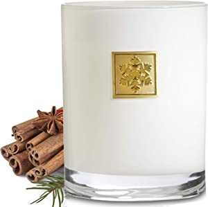 Dianne's Custom Candles Luxury Highly Fragranced Holiday Candle - 9 oz (Winter Spice)