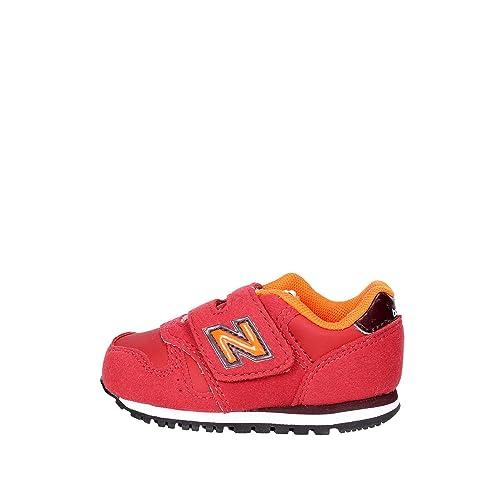 2new balance bambini rosso 23