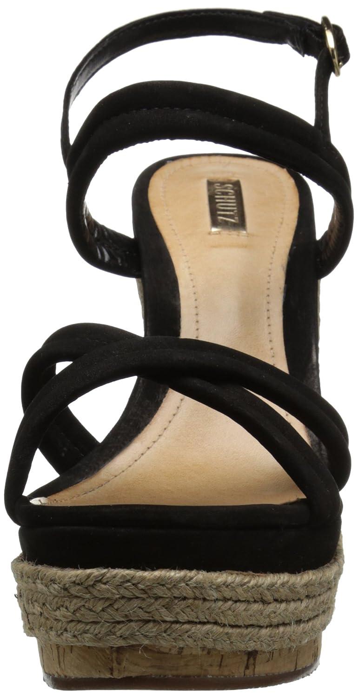 6a5ec1907ee90 Schutz Women's Evy Wedge Sandal