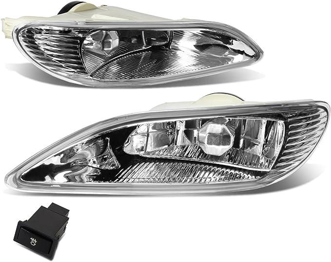 Fog Driving Light Lamp Cover Cap Driver Side Left LH for 05-08 Toyota Corolla