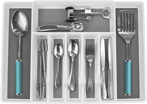 Sorbus Flatware Drawer Organizer