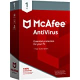 McAfee 2018 AntiVirus - 1 PC
