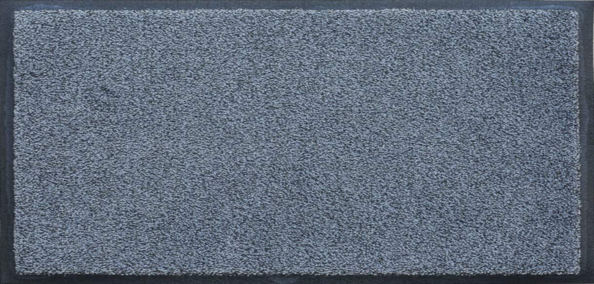 NITRILE RUBBER BACKING Morland Access Duo The No 1 Commercial Door Mat Black Blue 60 x 85 cm