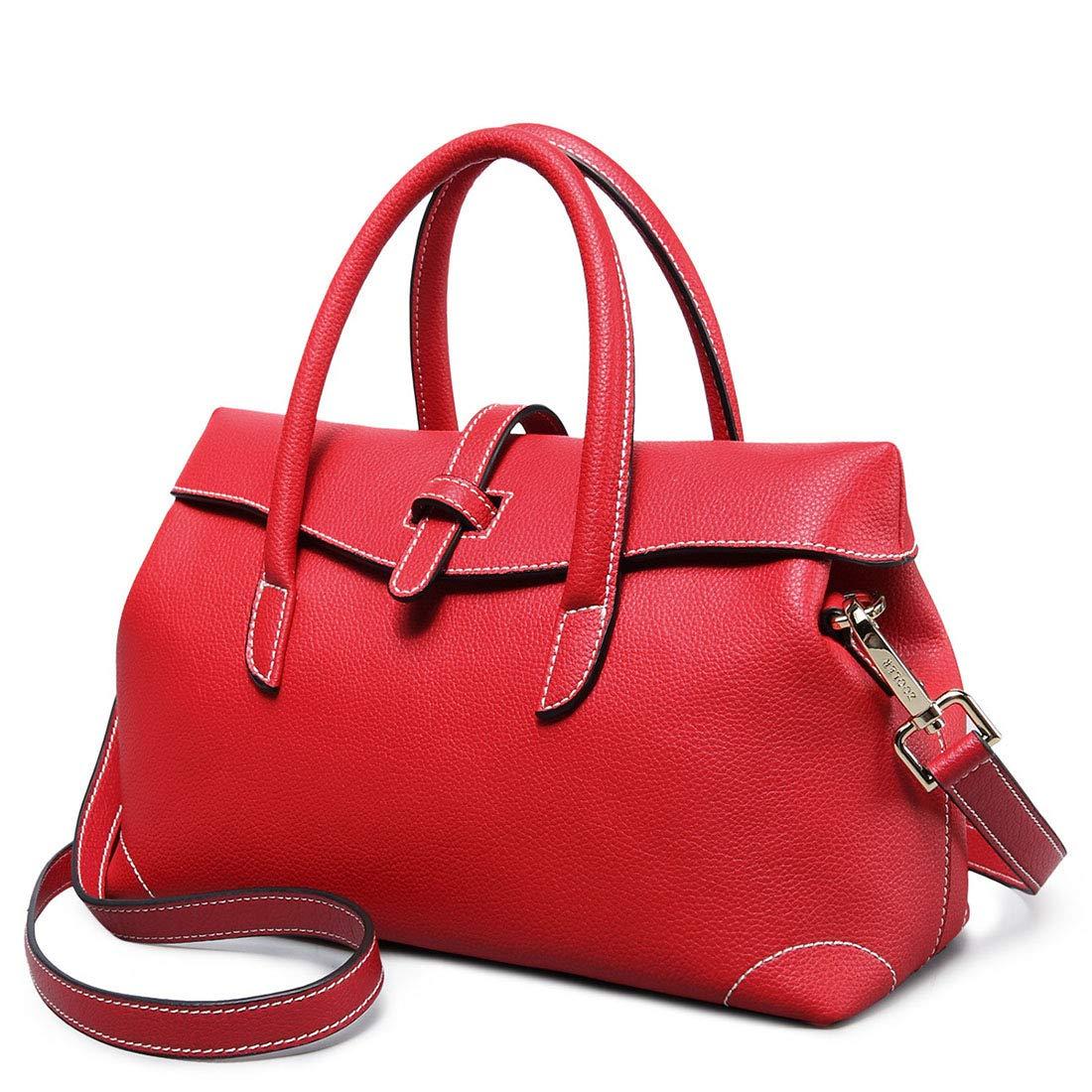 b50cf8336b Color : Red Femme BAACHANG Sac à bandoulière pour Femme