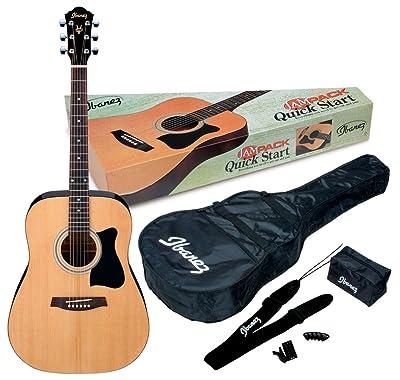 Ibanez – IJV50 – Acoustic Guitar Jampack