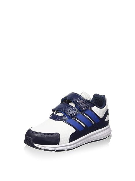 adidas LK Sport CF I - Zapatillas Unisex, Color Blanco/Azul Marino/Azul: Amazon.es: Zapatos y complementos