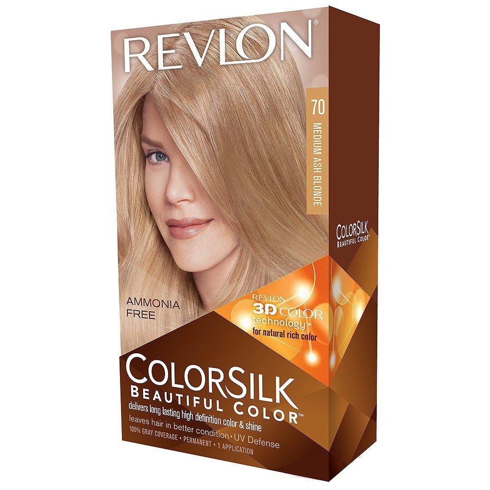 Amazon Revlon Colorsilk Ammonia Free Permanent Haircolor Light