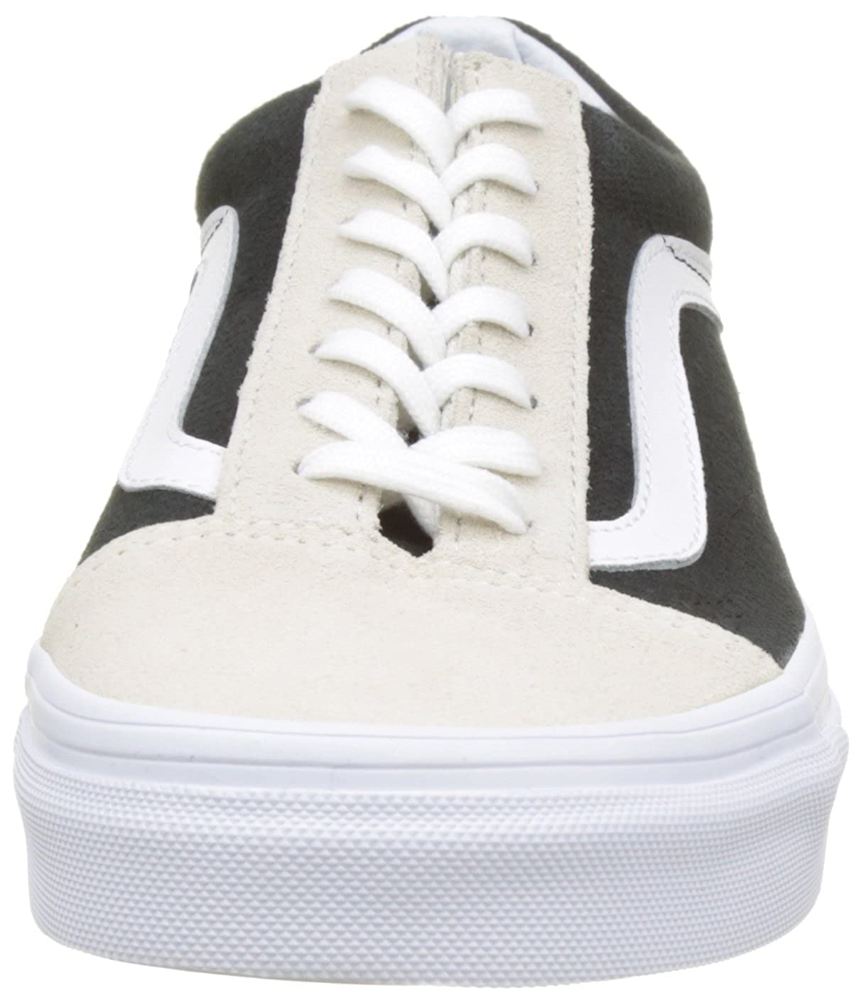 7fe9710a75 Vans Mens Old School Skate Shoes Birch Black Birch Black 7 D(M) US  Buy  Online at Low Prices in India - Amazon.in