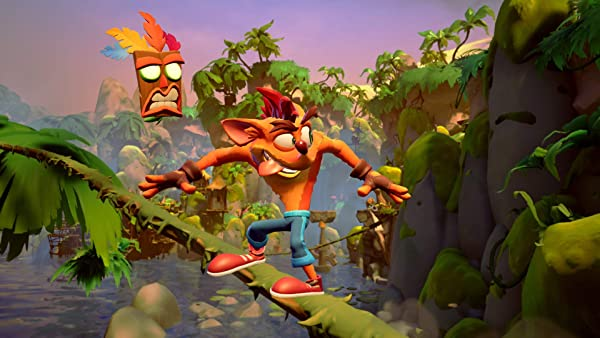 Crash Bandicoot 4: It's About Time for Nintendo Switch