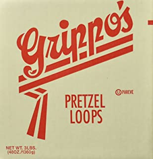 product image for Grippo's Pretzel Loops (3lb Box)