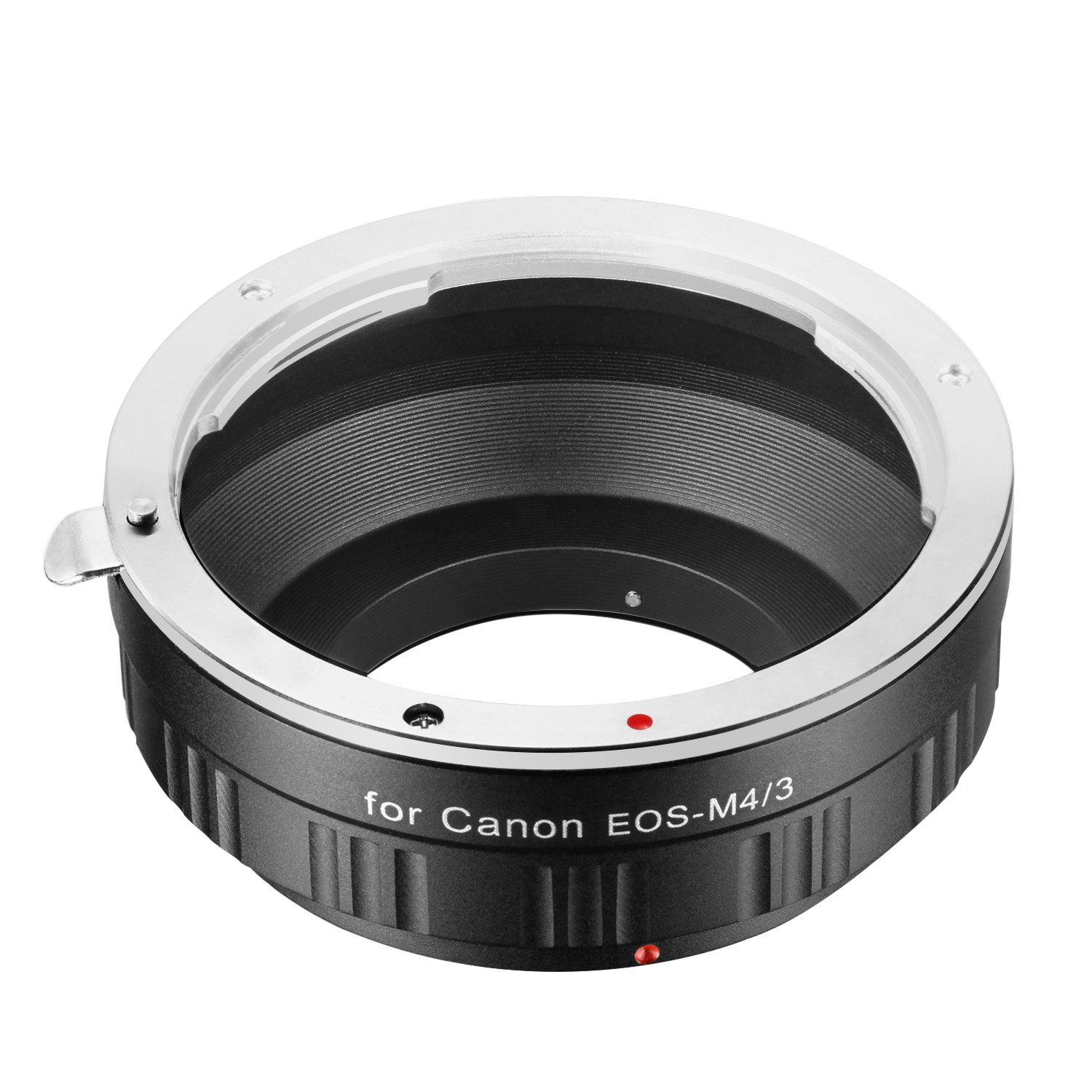 [해외]NEEWER 렌즈 어댑터 Canon EOS EF 렌즈 변환 M43 マイクロフォ?サ?ズカメラ에 대응 【 병행 수입품 】 / NEEWER Lens Adapter Canon EOS EF lens conversion m43 Micro Four Thirds camera compatible [parallel import products]
