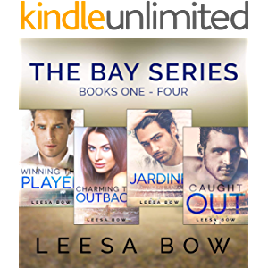 The Bay Series Boxset (Books 1-4): Men of The Bay Sport Romance