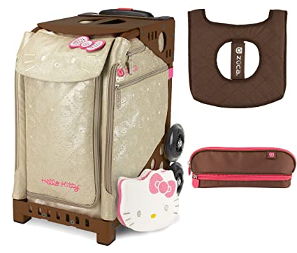 Image Unavailable. Image not available for. Color  ZUCA Sport Bag - Hello  Kitty ... cac84fa516