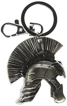 Marvel Thor: Ragnarok Hulk Helmet Half Ver. Pewter Llavero ...