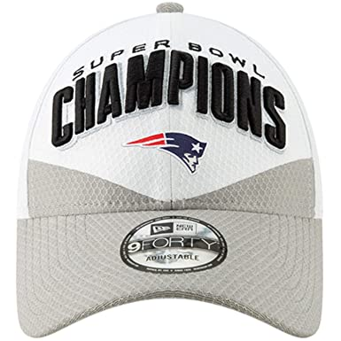 d37651f963a New Era Youth New England Patriots White Gray Super Bowl LIII Champions  Trophy Collection Locker