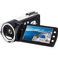 Videocamera Camcorder GDV8162 Oplaadbare digitale camera FHD 1080P 24MP 270° LCD Draaibaar scherm, camcorder voor…