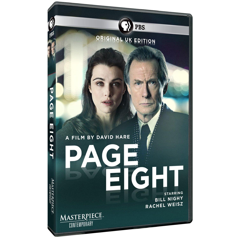Masterpiece: Page Eight (U.K. Edition) Bill Nighy Rachel Weisz Ralph Fiennes Michael Gambon