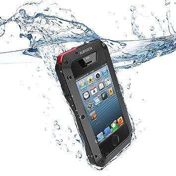 AURSEN Coque de Protection Hot pour iPhone 4/4S imperméable ...