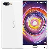 BLUBOO® S1 4G LTE Smartphone Android 7.0 Nougat 5.5 inch [Full Screen] MTK6757 Octa-core da Ben 2.5GHz, 4GB RAM 64GB ROM, 5.0MP + 13.0MP Camera Interna - [Bianco]