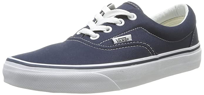 Vans Era Sneakers Damen Herren Unisex Blau Navy Blue Größe EU 39