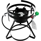 CHARD BSR13 Portable Burner with Stand and Regulator