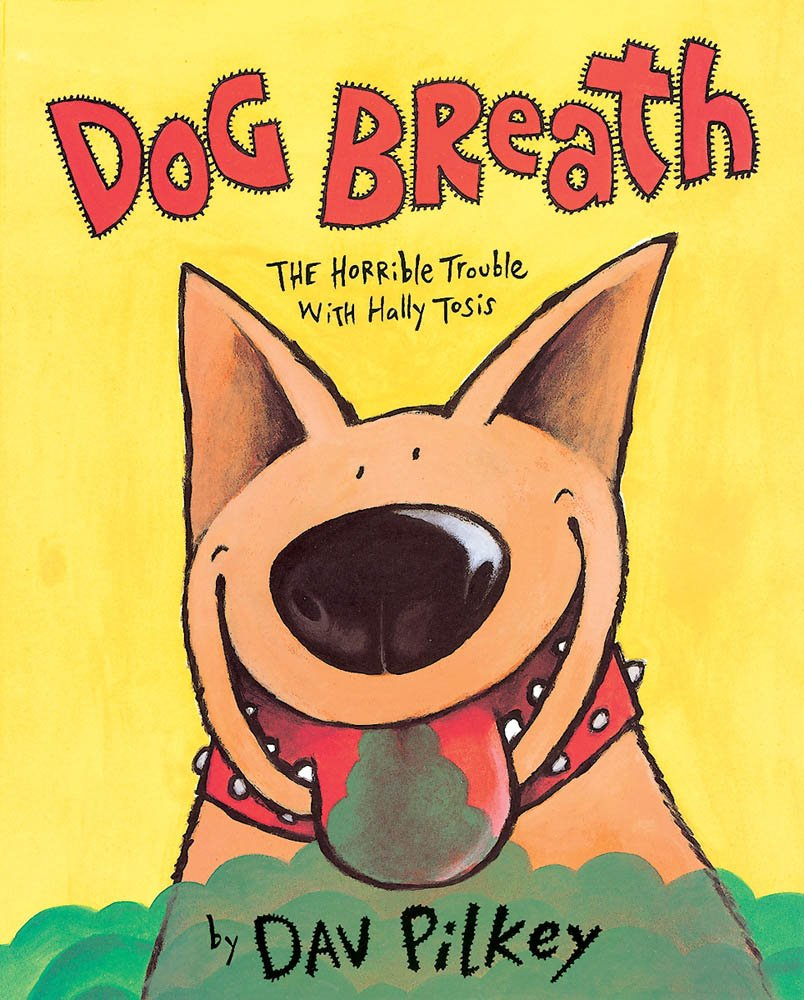 Dog Breath Dav Pilkey product image