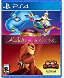 Disney Classic Games: Aladdin and The Lion King, PS4