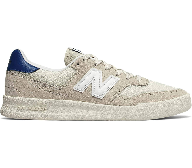 Weiß New Balance Herren Crt300v2 Tennisschuhe, braun