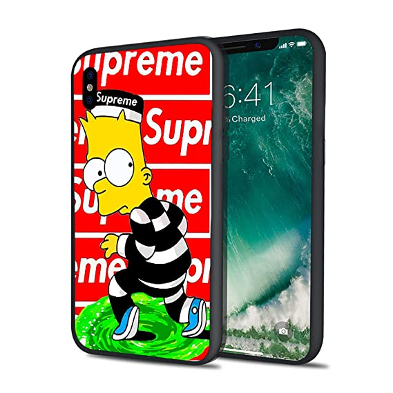 bart simpson iphone 7 case