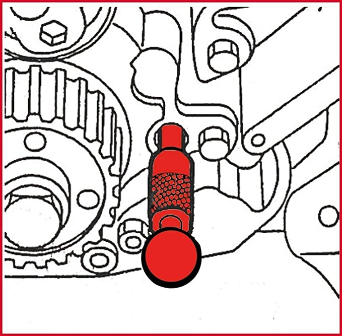 JOMAFA CONJUNTO DE CALADO PARA MOTORES FIAT CITROEN, PEUGEOT, IVECO 2.3 JTD, 3.0 JTD, 3.0D Hdi, 2.3D Y 3.0D: Amazon.es: Bricolaje y herramientas
