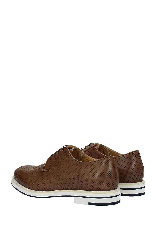 Zapatos de cordones Armani Giorgio Hombre - (X2C288XC35400014) 42 EU afgU0Iieov