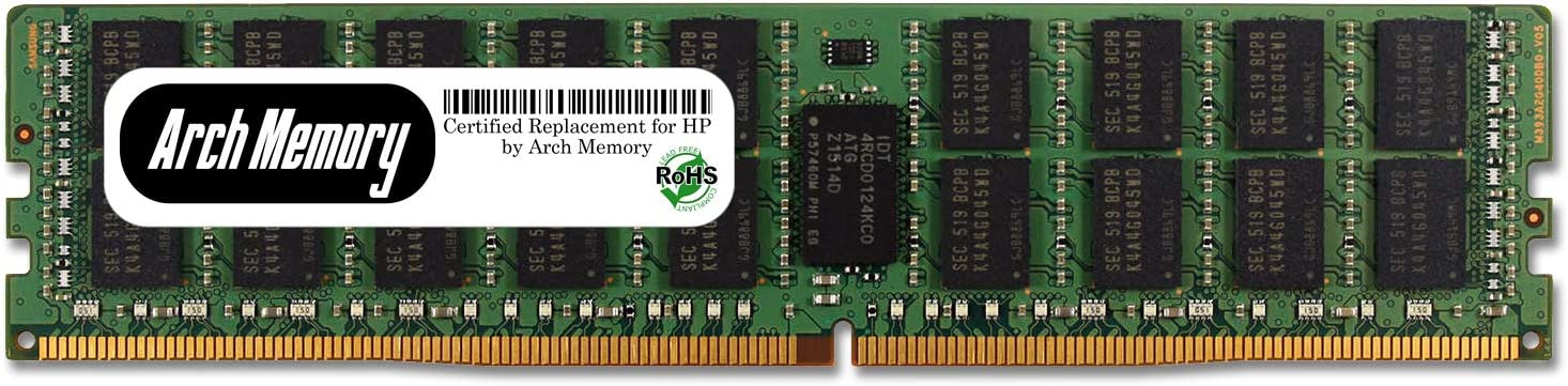 Arch Memory Replacement for HP 16 GB J9P83AA 288-Pin DDR4 ECC RDIMM RAM for HP Z440 Z640 Z840