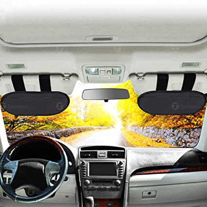 Home & Garden Tfy Vehicle Visor Anti-glare Anti-dazzle Sunshade Extension Sun Blocker For Cars Outstanding Features