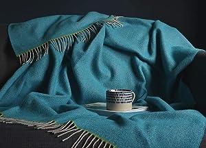 Sweet Dreams Home Hypoallergenic Royal Alpaca Throw Blanket, Extra Single-Size (58