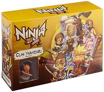 Ninja All-Stars: Clan Yamazaru: Amazon.es: Juguetes y juegos