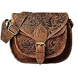 Leaderachi Women's Crossover Bag (Printed Muskat) Summer Sale Special