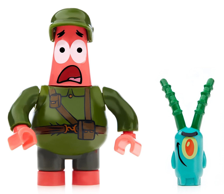 Mega Bloks Toy - SpongeBob Square Pants Movie - Pickle Tank Attack ...
