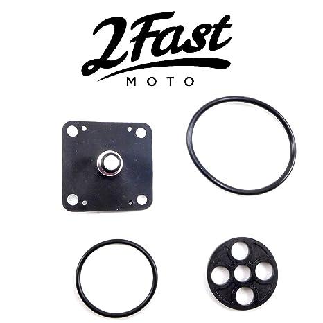 Amazon.com: 2FastMoto - Yamaha/Kawasaki XS650S KZ1000P1 Fuel ...