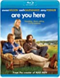 Are You Here [Blu-ray]